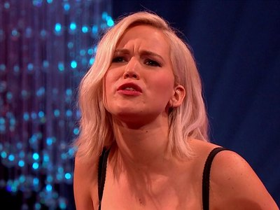 Jennifer Lawrence In The Graham Norton Show