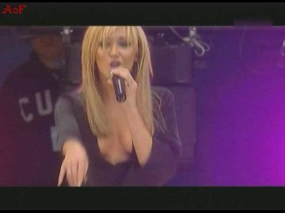Jenny Frost Music Performance