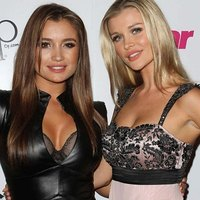 Sexy Joanna Krupa And her stunning sister