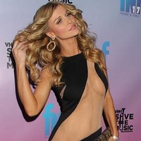 Sheer cutouts of Joanna Krupa magnetize the public!