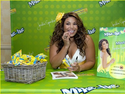 Jordin Sparks and her sexy photos