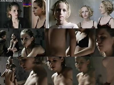 Julia nackt Hummer Emilia Fox