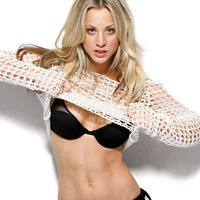 Kaley Cuoco and her teasing pictures