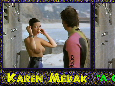 Medak  nackt Karen Jak se
