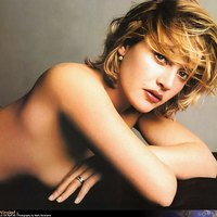 Kate Winslet and her sexy pictures box
