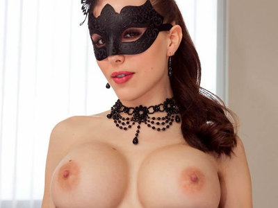 Katie Banks Is A Masked Beauty