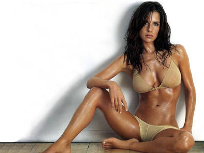 Kelly Monaco and her seductive pictures