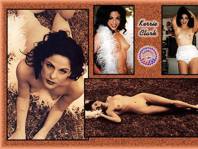 Nackt Kerrie Clark  Nude celebrity