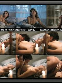 Kimberly Stevens  nackt