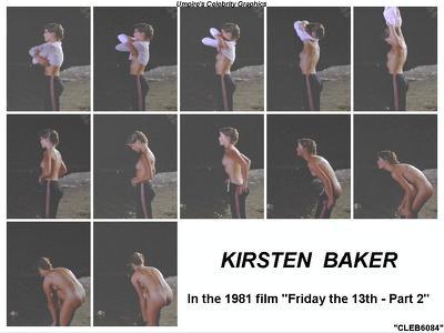 nackt Baker Kirsten Kirsten Baker