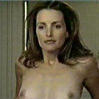 Kristin Davis acting in sex scenes in Sex And The City TV series