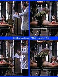 Norton nackt Kristin  Is Tobias