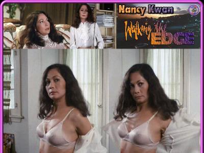 Nackt Nancy Kwan  The 40