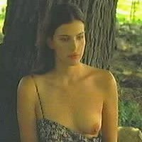 LIv Tyler sex and solo scenes from Stealing Beauty