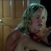 Malin Akerman exposing her pussy in Heartbreak Kid movie
