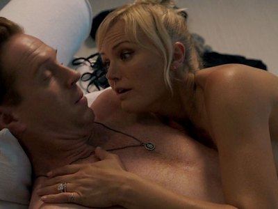 Malin Akerman in Billions S02