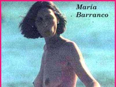 María nackt Barranco María Barranco