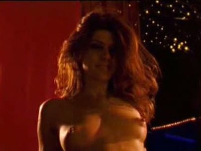 Marisa Tomei dancing hot striptease in 'The Wrestler'