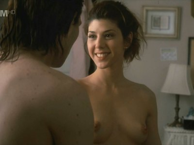 Marisa Tomei nude moments