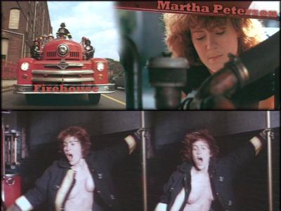 Martha Peterson  nackt