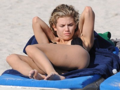 AnnaLynne McCord spicy photoshoots