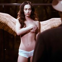 Megan Fox Topless In Passion Play