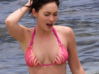 Megan Fox Hot Bikini Pictures