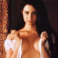 Mia Kirshner wants to share with you her kinky pics