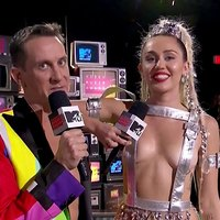 Miley Cyrus 2015 MTV Video Music Awards