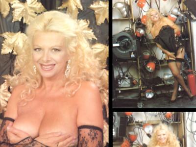 Sandra Milo  nackt