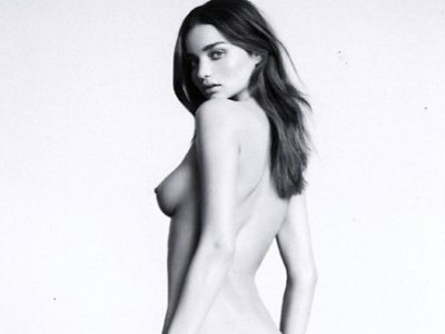 Amazing Miranda Kerr exposed naked