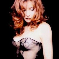 Sexy and kinky pictures with redhead chick Mylene Farmer