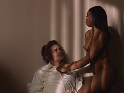 Nafessa Williams naked pics
