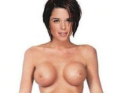 Neve Campbell Fake