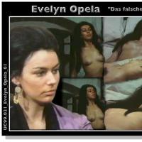 Evelyn opela nackt