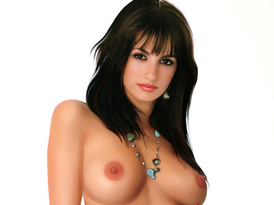 Penelope Cruz Comics