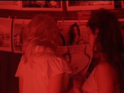 Penelope Cruz great lesbian scene from 'Vicky Christina Barcelona'