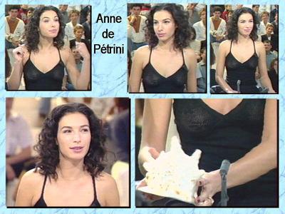 Anne nackt Depétrini Anne Depetrini