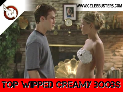 Top Whipped Creamy Boobs Scenes