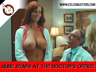 Top Nude Celebs at the Doctors Office