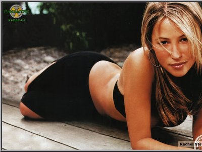 Teasing pictures with Rachel Stevens