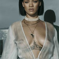 Rihanna See-through
