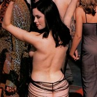 Here come nude pictures with Rose McGowan