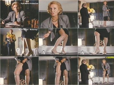 Maria kubitschek nude ruth Lederhosenfilm a.k.a.