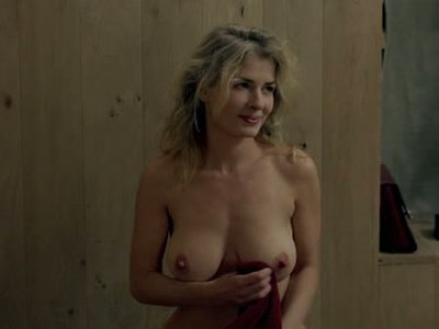 Sabine Azéma  nackt