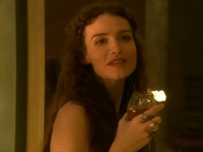 Saffron Burrows Videos