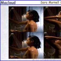 Nackt  Sara Mornell Sara Mornell