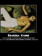 Nackt  Shakira Caine Seven Year