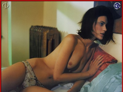 Shalom Harlow great pictures collection for you