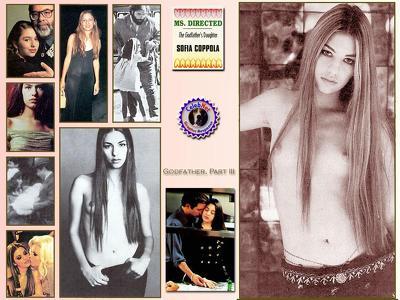 Nude sofia coppola Sofia Vergara